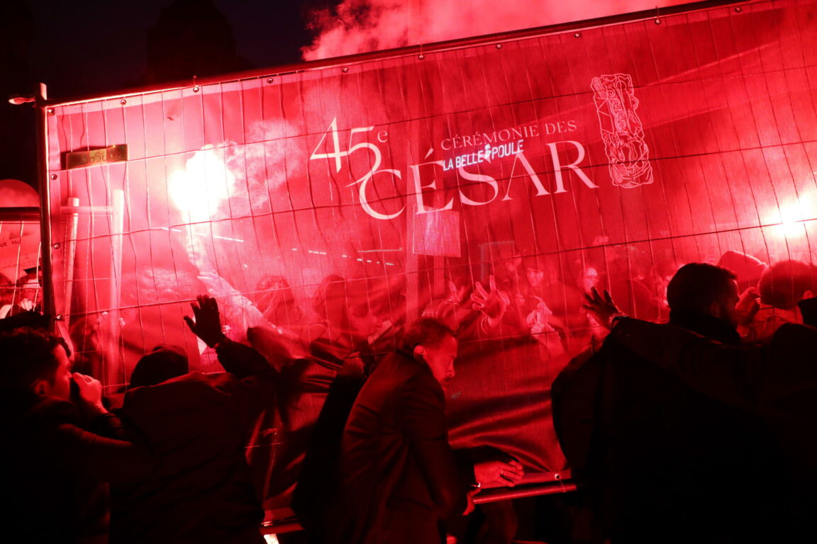 Parigi, Polanski premiato ai Cesar: l'attrice Adele Haenel l