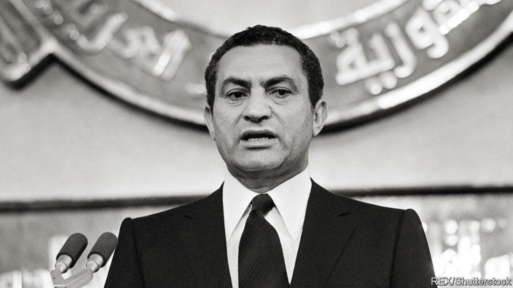 Egitto, morto l'ex presidente Mubarak