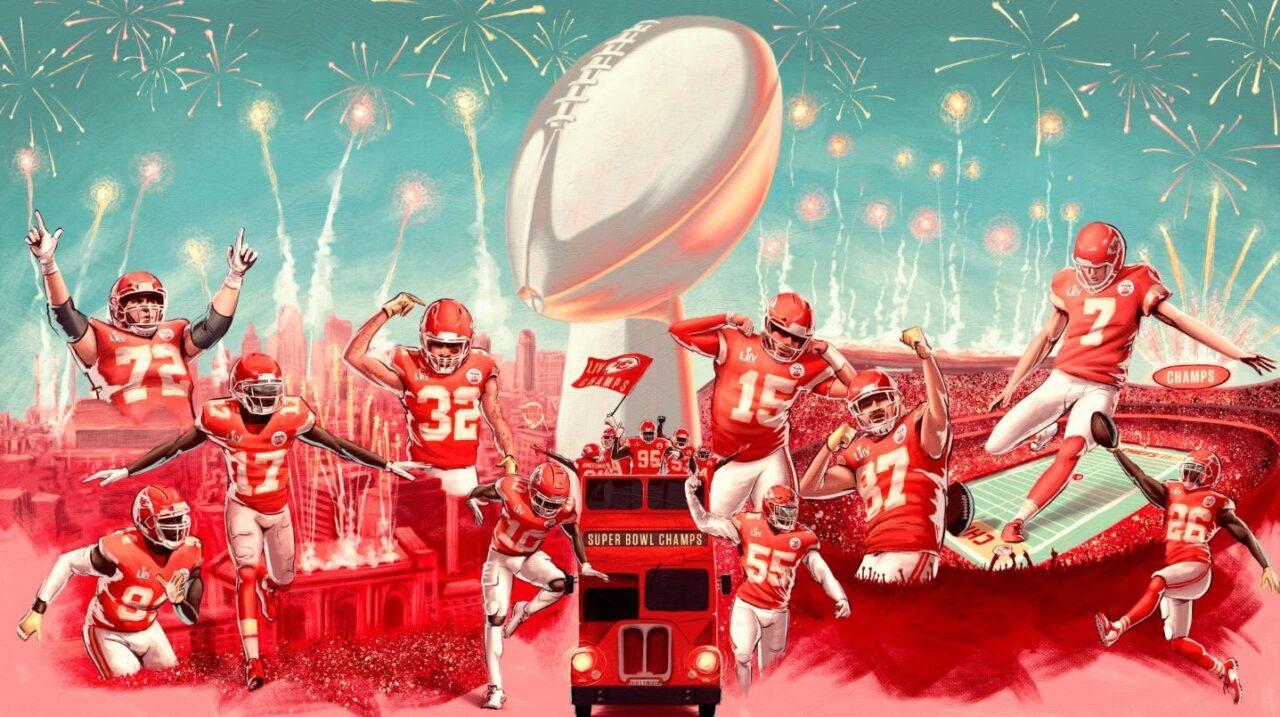 Una parata di stelle verso il Super Bowl