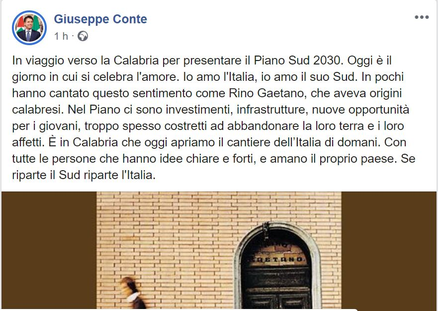 Renzi e Conte si beccano a distanza    «È il massimo esperto nel cambiare le maggioranze» e
