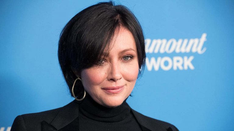 Shannen Doherty cancro, l'attrice: