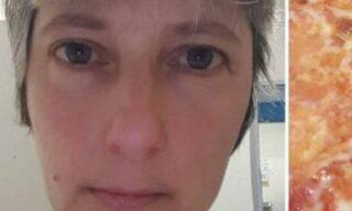 Sabina Baggioli, infermiera di Lecco. Lei e le sue colleghe dopo ore in terapia intensiva si sono viste pagare la cena da una signora commossa dal loro duro lavoro