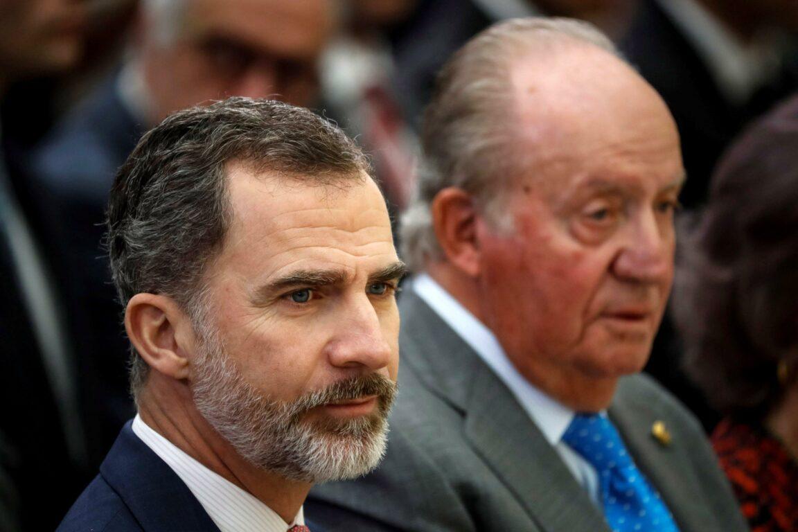 Felipe di Spagna rinuncia all'eredità del padre: è crisi in famiglia?