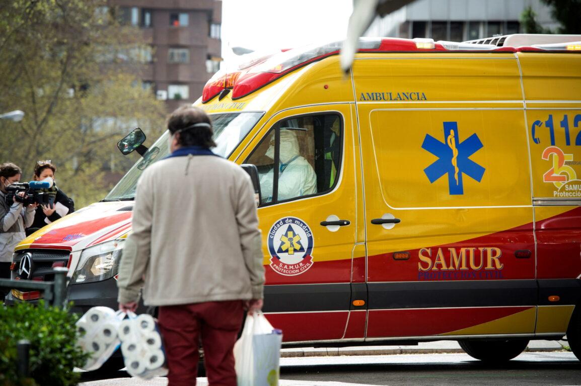 Coronavirus in Spagna, quasi 25mila casi. Oltre 1.300 morti