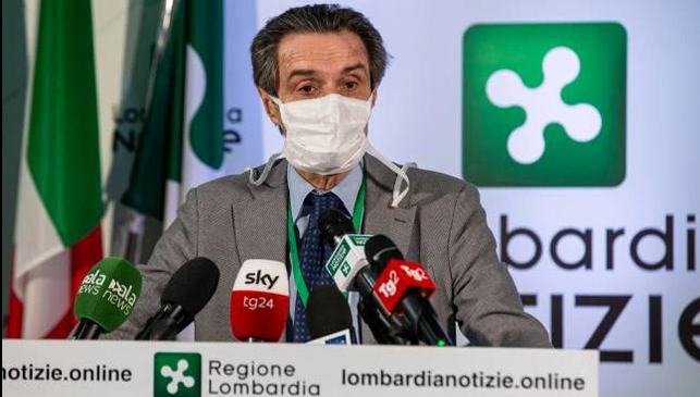 Coronavirus, ultime notizie – In Lombardia scatta l'obbligo