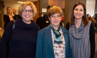 Rosaria Capobianchi, Francesca Colavita e Concetta Castilletti, sono le tre scienziate dell'ospedale Spallanzani ad aver isolato per prime il virus in Italia