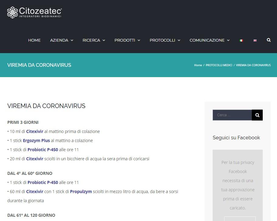 Coronavirus. Gli integratori possono distruggere il virus? N