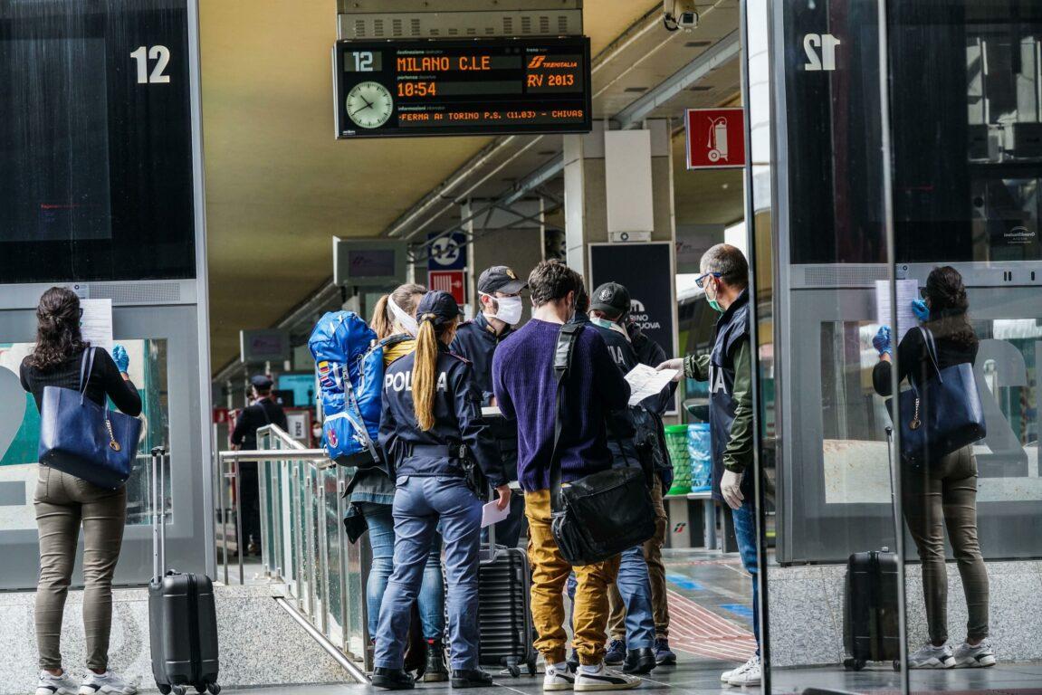 Coronavirus, ultime notizie – In Italia sale la curva dei co