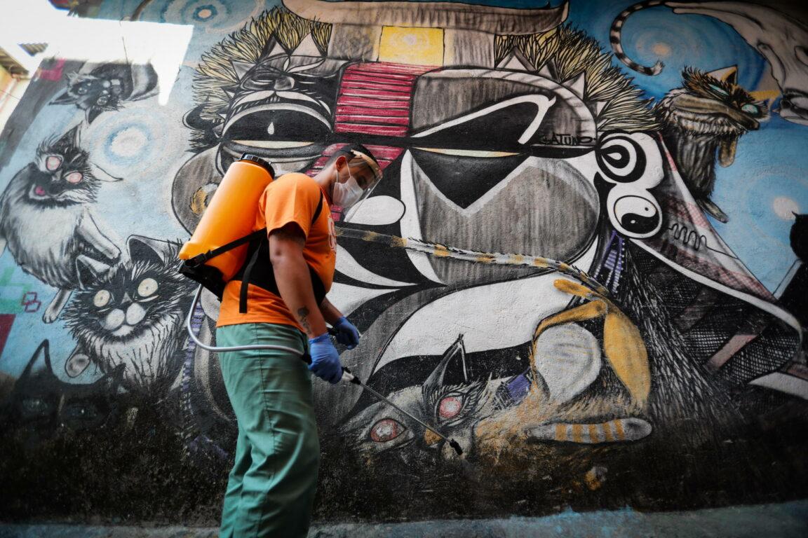 America Latina, 543.000 contagi - America Latina