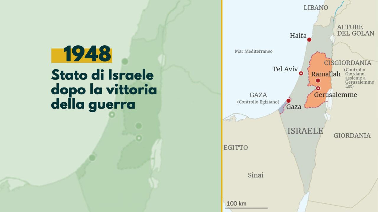 Cartina Politica Israele.Israele Si Prepara Ad Annettere La Valle Del Giordano Ecco Cosa Prevede Il Piano Di Netanyahu Open