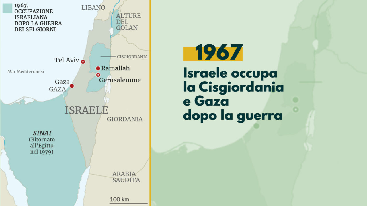 Israele Palestina Cartina.Israele Si Prepara Ad Annettere La Valle Del Giordano Ecco Cosa Prevede Il Piano Di Netanyahu Open