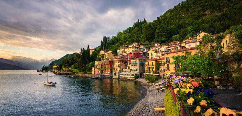 LOMBARDIA (Lago di Como)