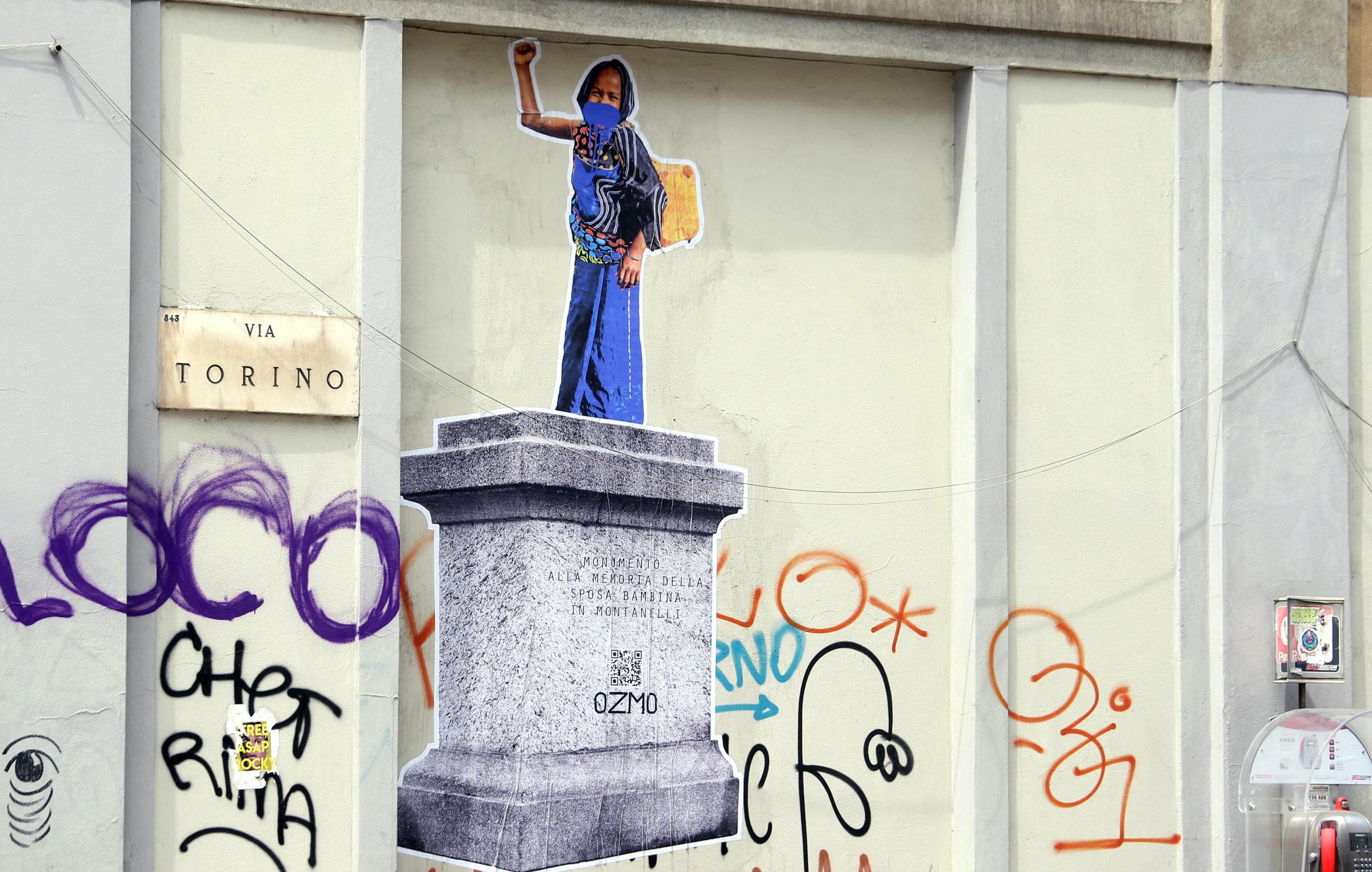 Marino Sinibaldi: «Una statua per risarcire la sposa bambina di Montanelli. Al via un confronto pubblico» - Open
