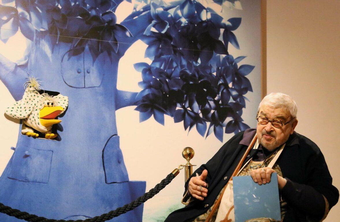Addio all'artista Tinin Mantegazza: è morto il papà di Dodò de «L'albero azzurro»