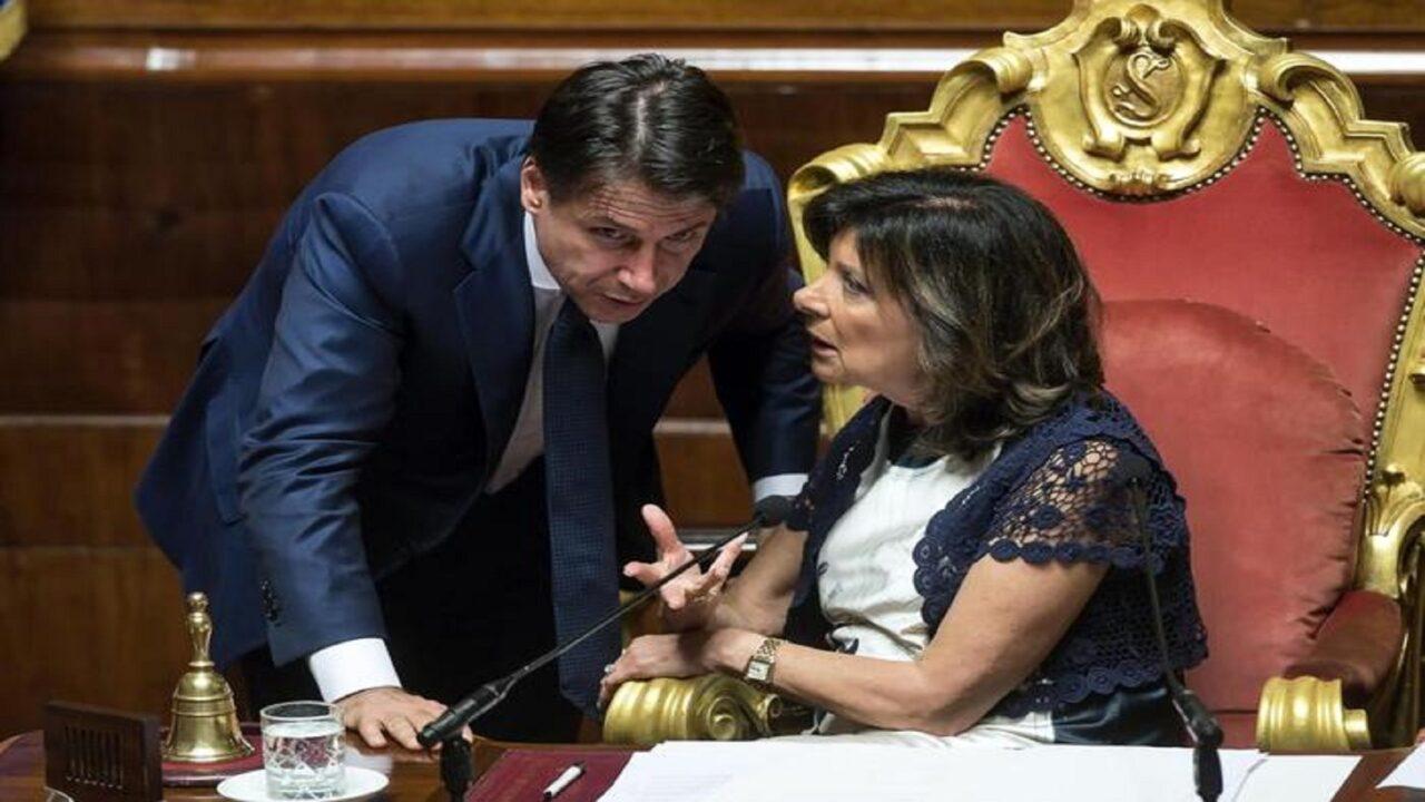 Fase 3, Casellati: marted in Parlamento voto su proroga emergenza