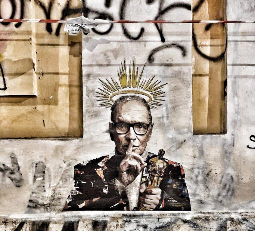 OPEN | Il murale comparso a Trastevere