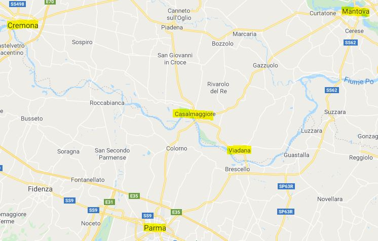 Coronavirus, l'ospedale di Cremona e il triangolo dei focola