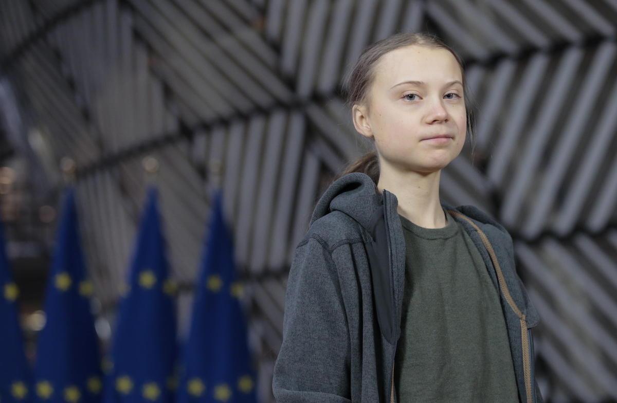 Greta Thunberg scrive ai leader europei in Consiglio: «Tradite i giovani continuando a ignorare la crisi climatica»