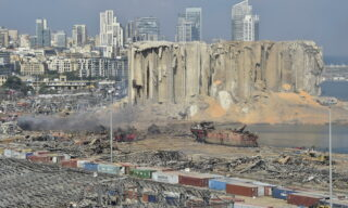 EPA/WAEL HAMZEH