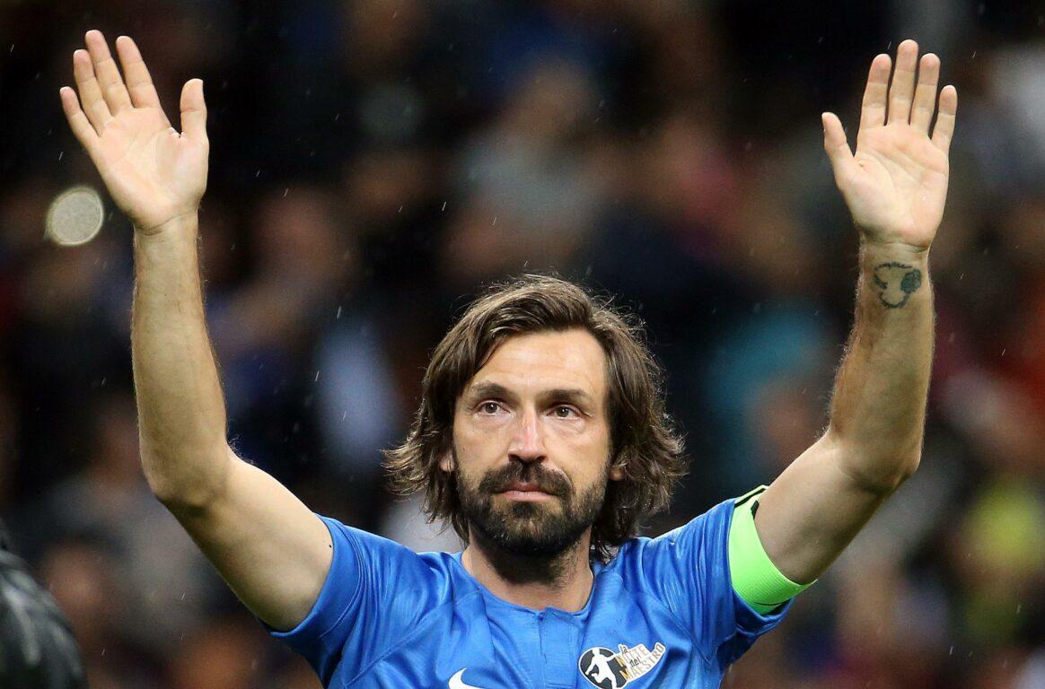 Pirlo alla Juve il simbolo di un calcio che sta cambiando