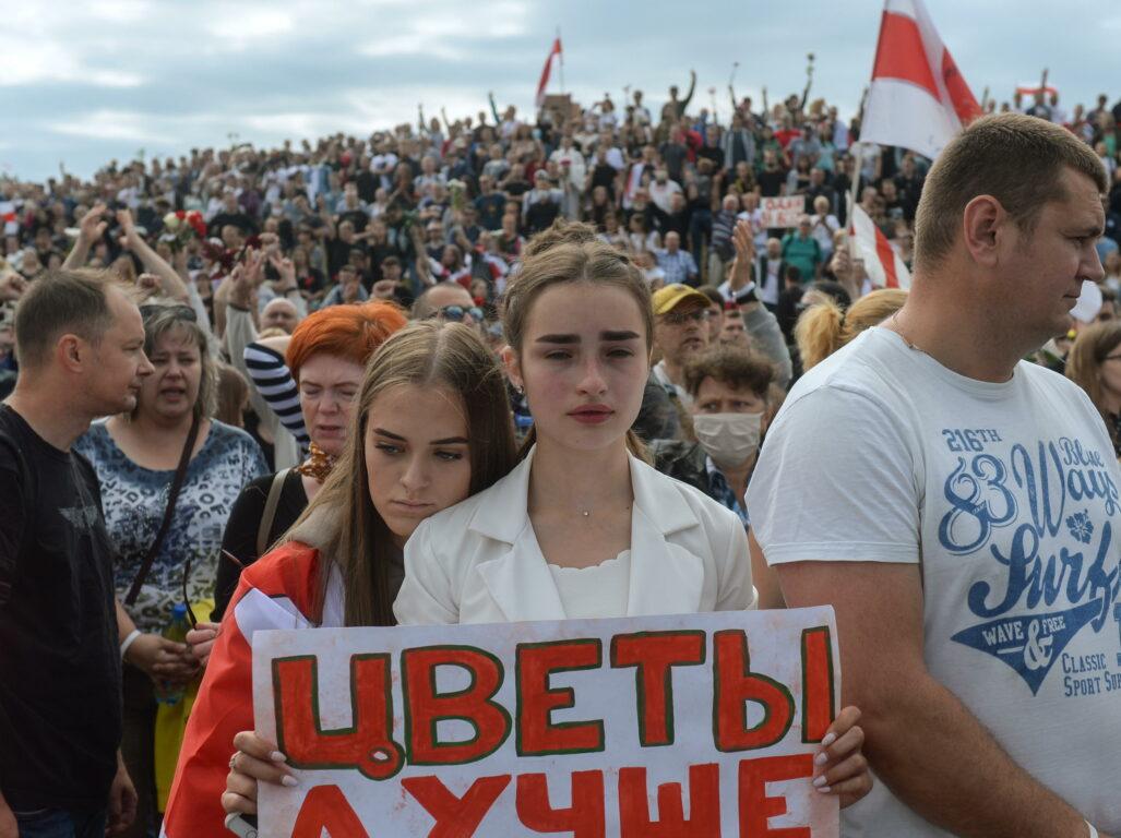 Proteste in Bielorussia, Tikhanovskaya si dice pronta a