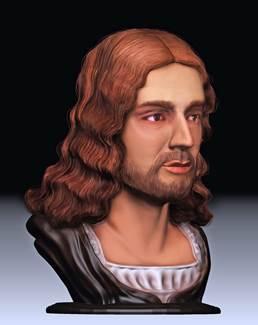 Il volto di Raffaello è stato ricostruito in 3D. Risolto il mistero sui resti custoditi al Pantheon