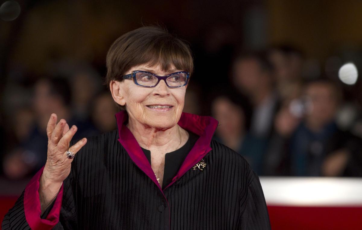 È morta Franca Valeri, artista amica dell'Abruzzo