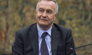 Regionali 2000: Filippo Bubbico - 63,1% in Basilicata - ANSA/GIORGIO ONORATI