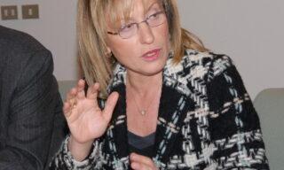Regionali 2005: Maria Rita Lorenzetti - 63% in Umbria  CROCCHIONI / ANSA