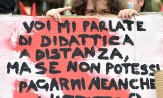 Gli studenti di Torino avvertono: si fa presto a dire didattica a distanza