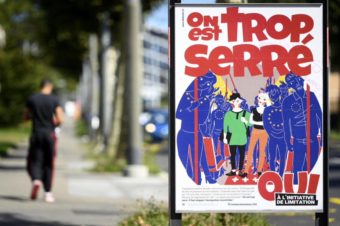 Svizzera, bocciata la proposta dell'Unione Democratica di Centro