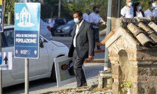 ANSA | I funerali di Willy Monteiro Duarte