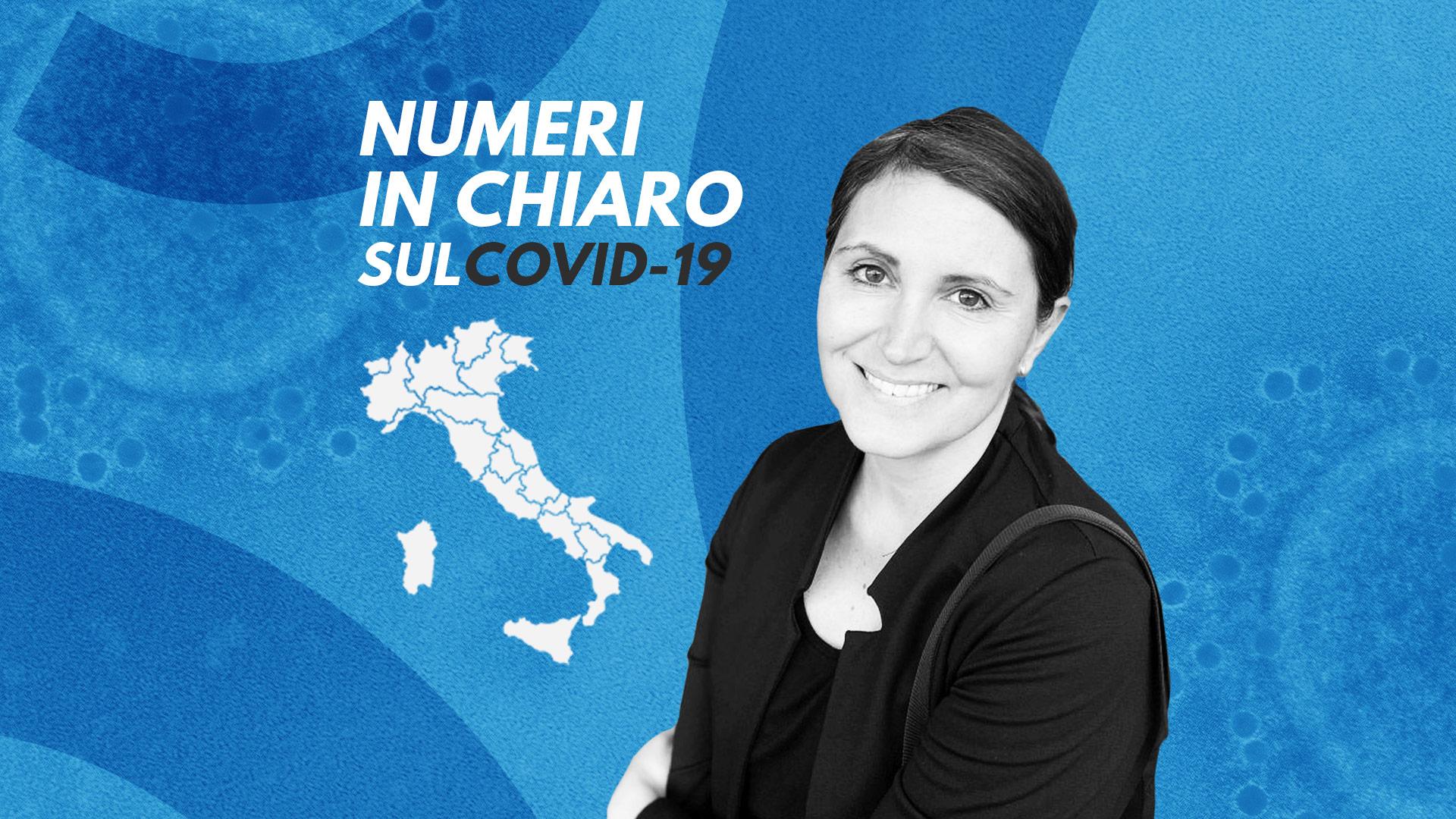 Coronavirus |  i numeri in chiaro  Paolotti Isi |  «Tra tre mesi rischiamo che la situazione sia fuori controllo»