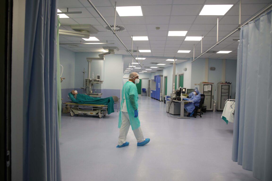 Il pronto soccorso dell'ospedale Niguarda, Milano