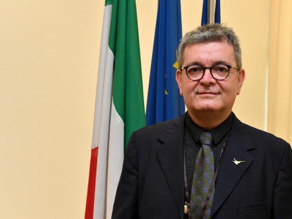Il presidente f.f. della Regione Calabria Nino Spirlì