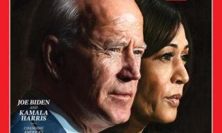 Time: Biden e Harris persone dell'anno, battono Trump