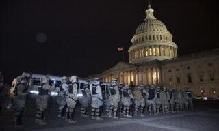 L'assalto al congresso Usa dei sostenitori di Donald Trump