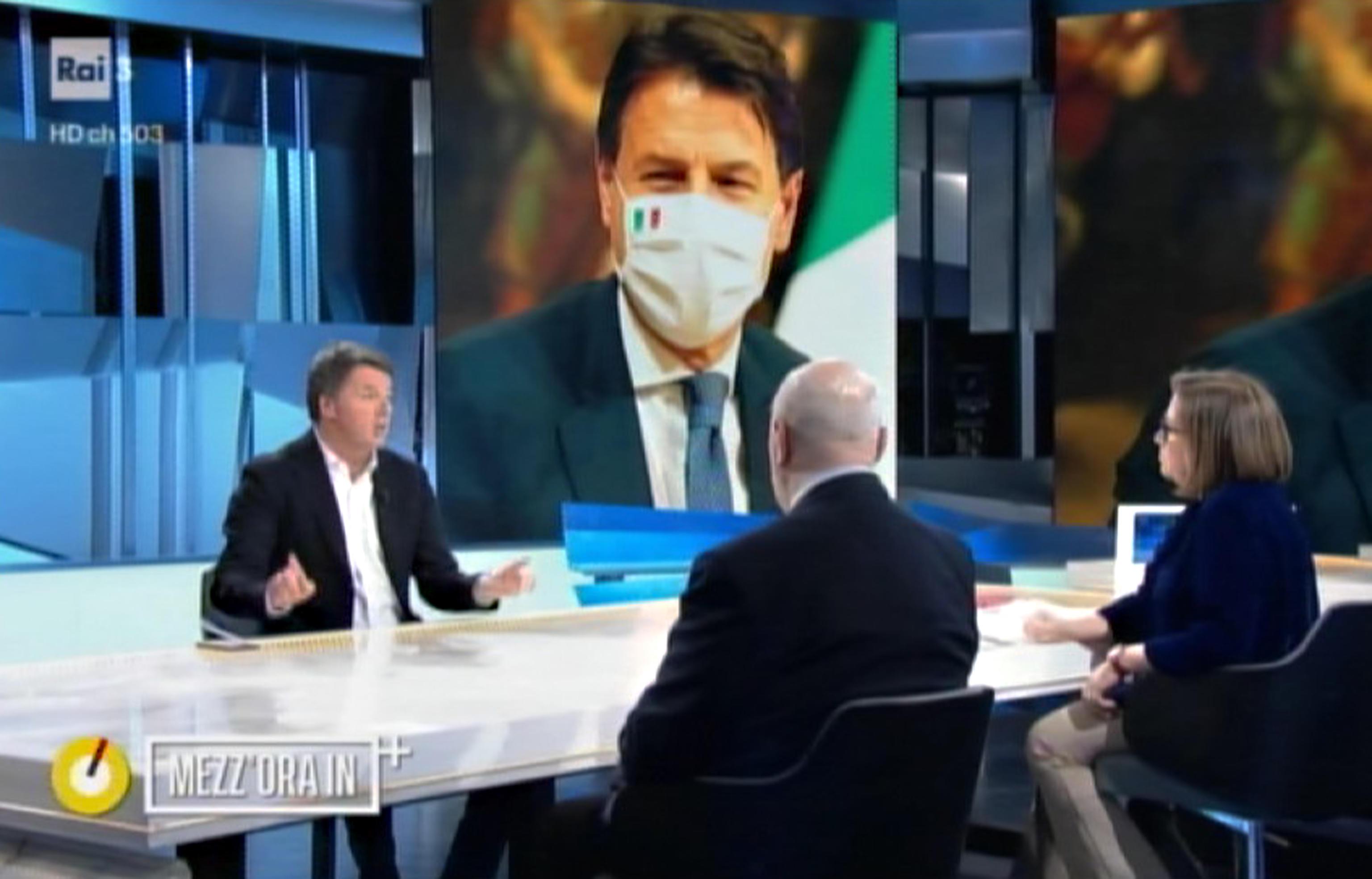Crisi di governo, Renzi sfida l'esecutivo: «Non avrà la maggioranza in Aula» – Il video