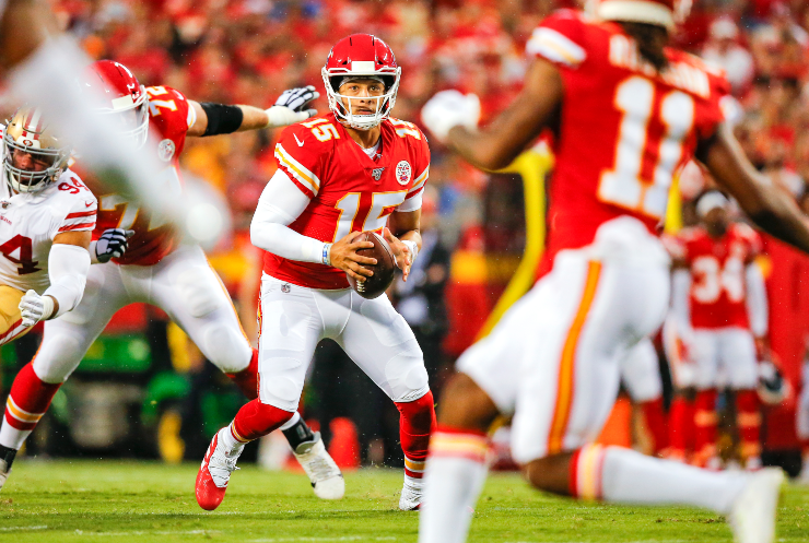 Super Bowl - Patrick Mahomes (Kansas City Chiefs)