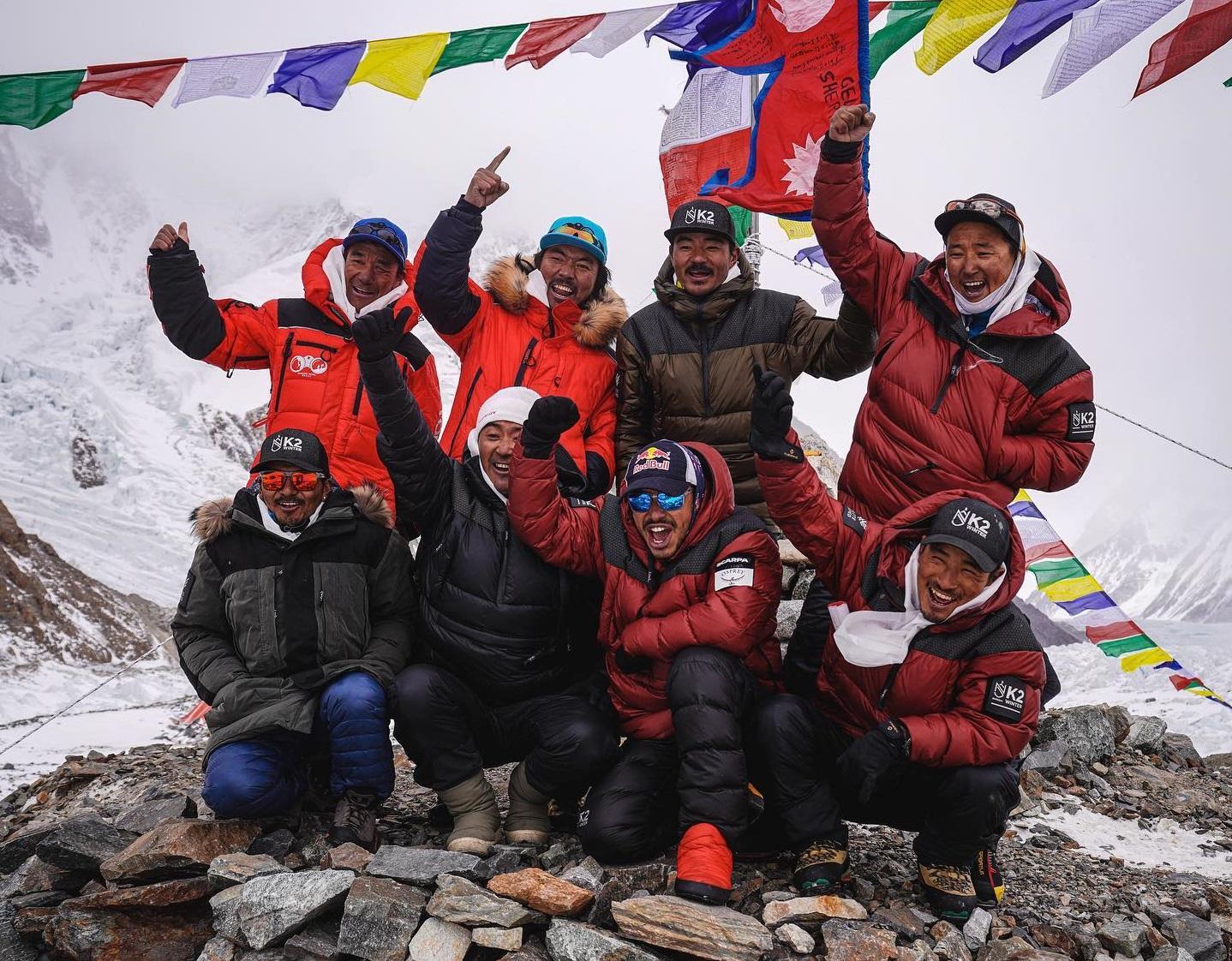 La rivincita degli Sherpa. Una spedizione nepalese conquista per la prima volta il K2 nella stagione invernale