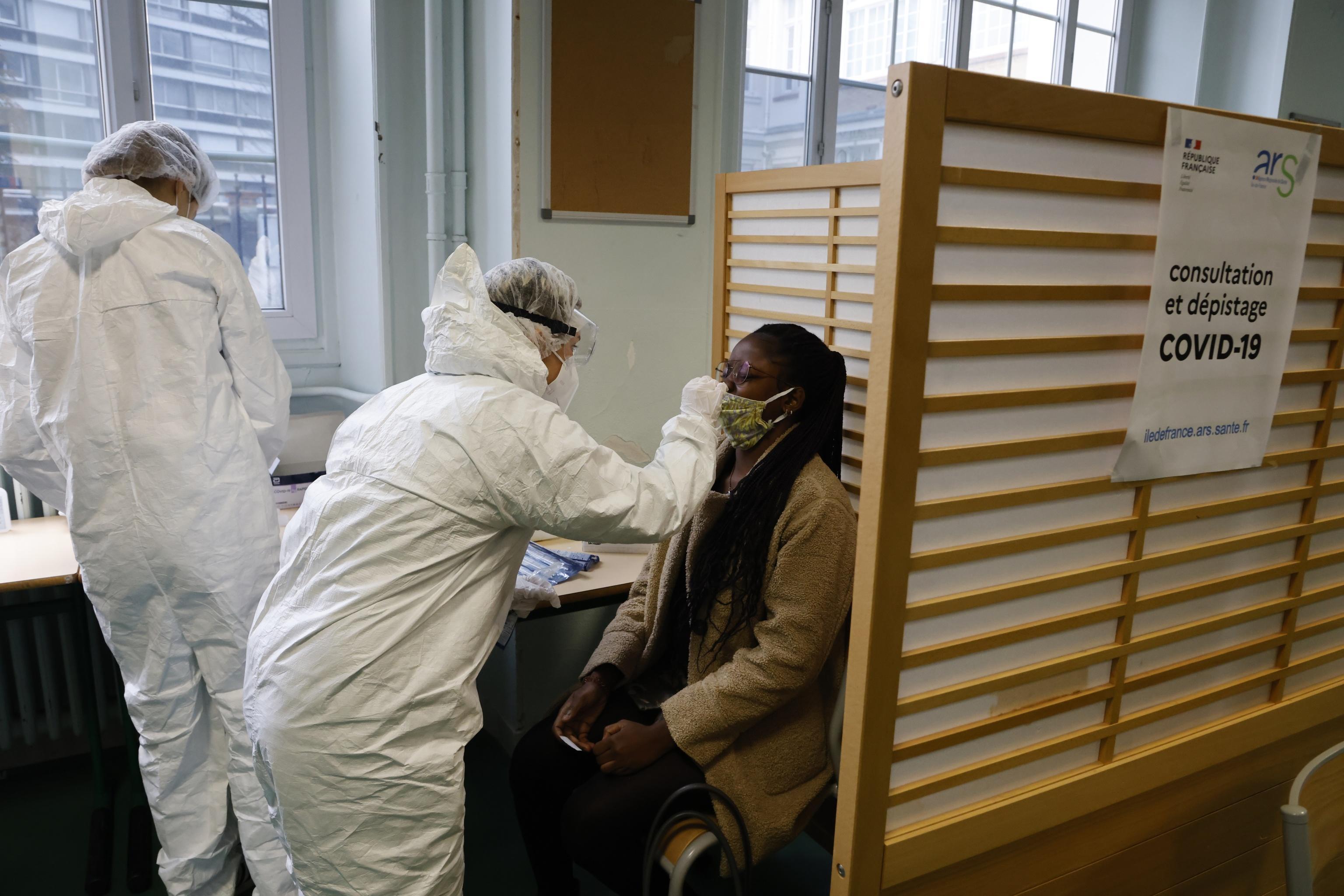 Francia: test molecolare obbligatorio dal 24 gennaio per chi entra nel paese
