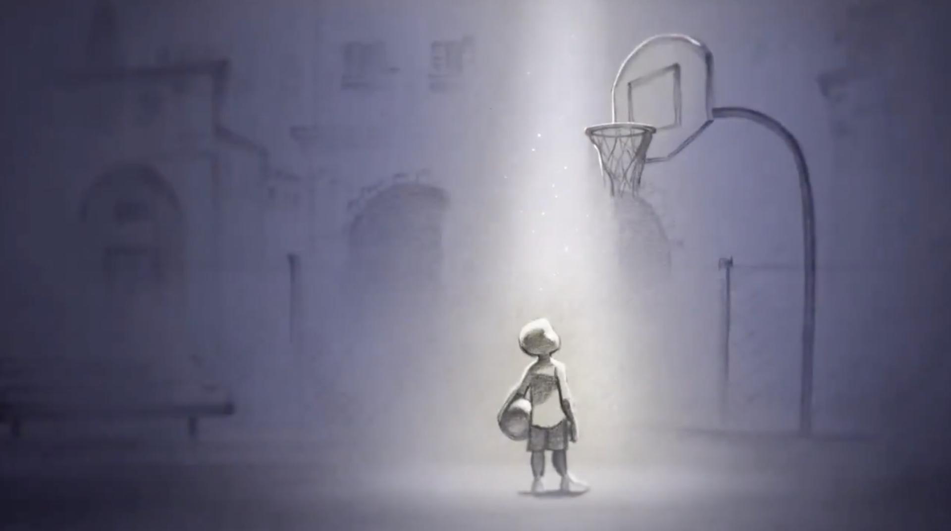 «Cara pallacanestro, mi ero innamorato di te»: il commovente corto animato firmato da Kobe Bryant – Il video