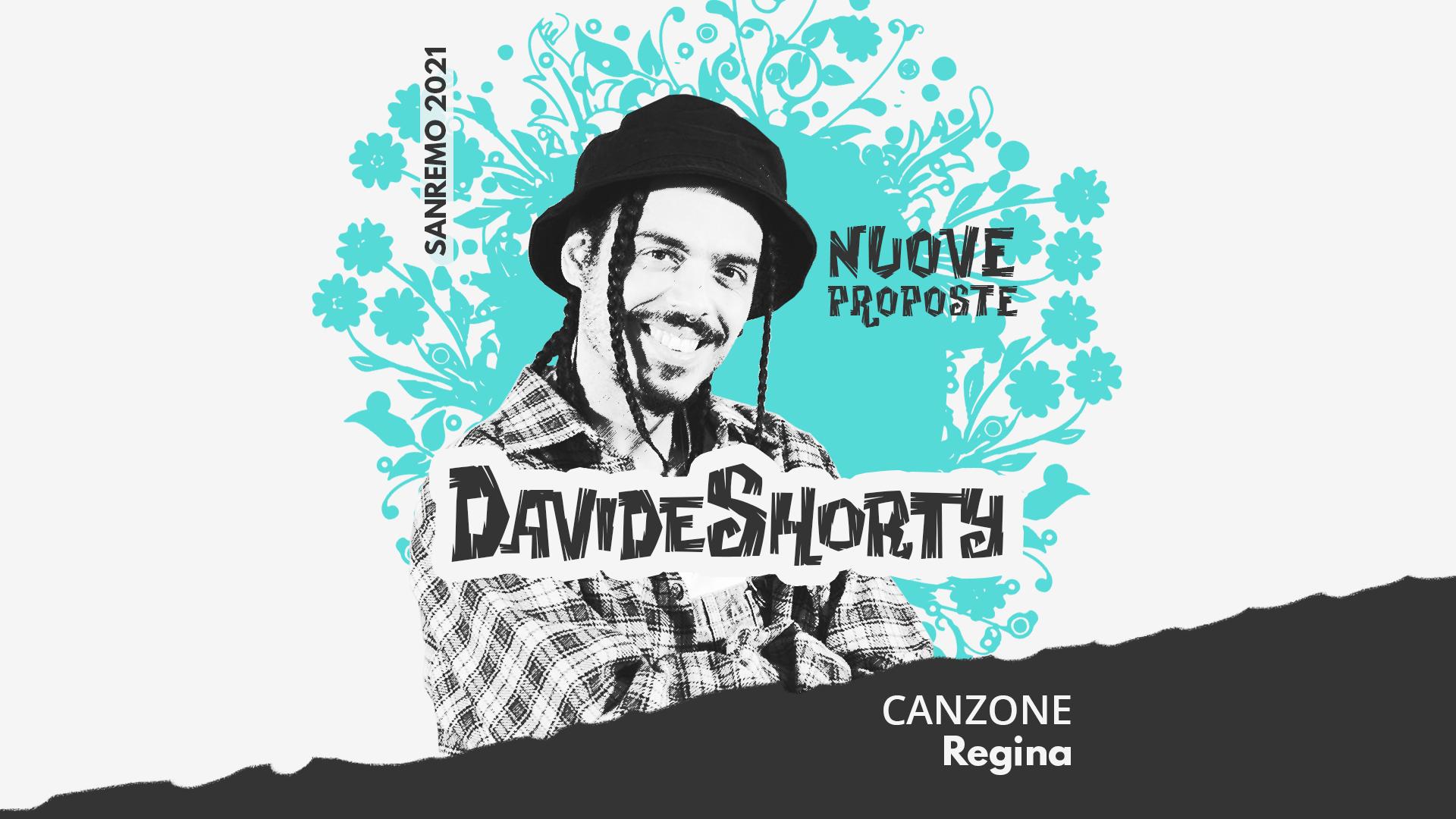 Sanremo 2021, Nuove proposte: Davide Shorty – Regina