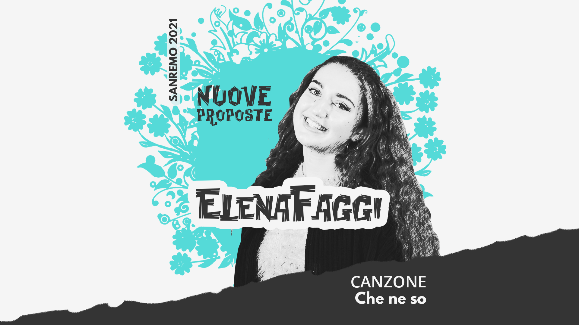 Sanremo 2021, Nuove proposte: Elena Faggi – Che ne so