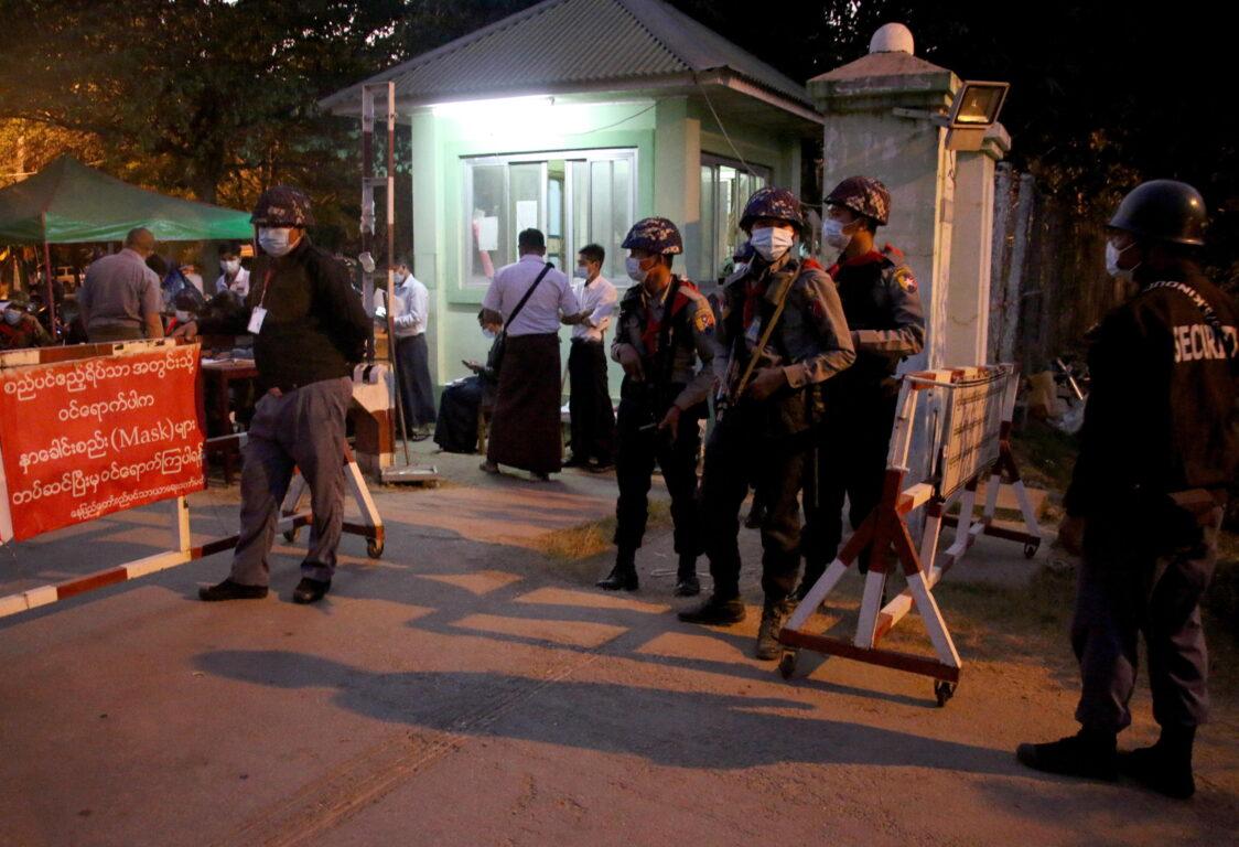 L'appello di Suu Kyi alla popolazione: