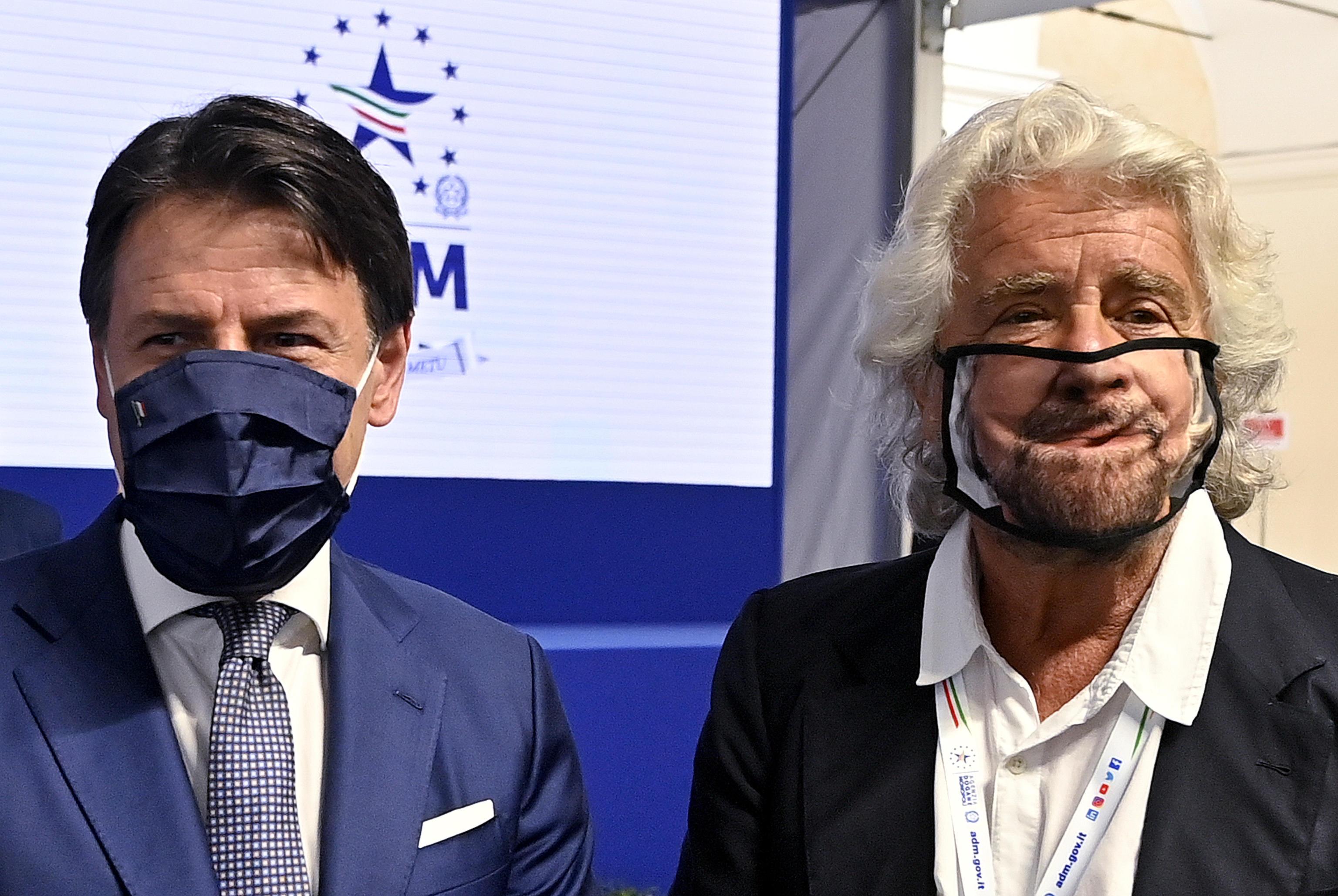 Sondaggi, con Giuseppe Conte leader il M5s salirebbe al 22% e il Pd scenderebbe al 14,2%, perdendo oltre 4 punti