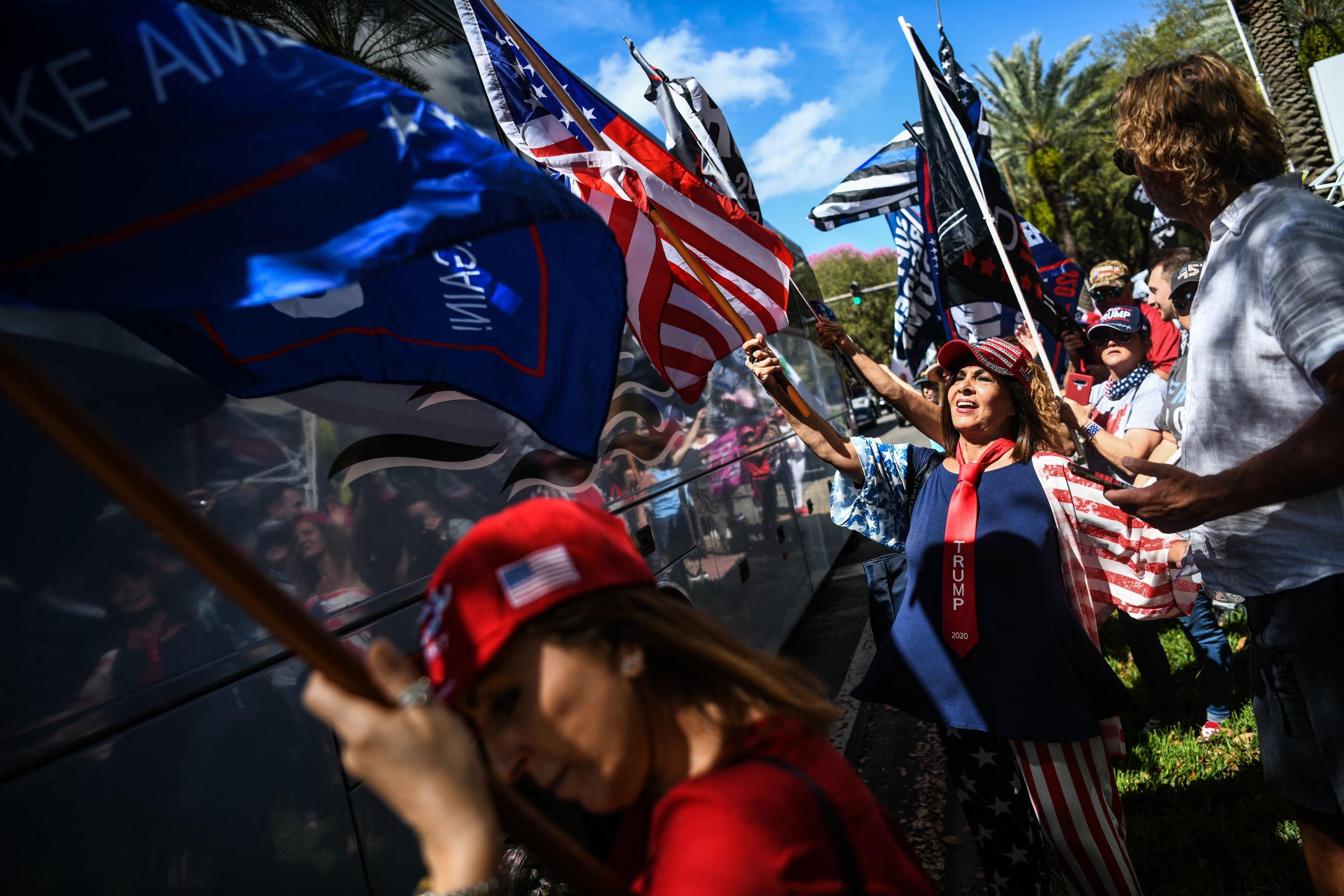Il ritorno di Trump. «Non farò un nuovo partito, resteremo uniti e forti»: il primo intervento dopo la Casa Bianca