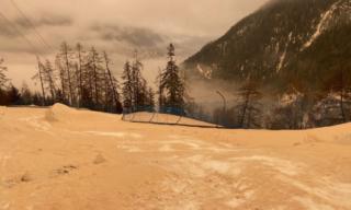 Neve Gialla