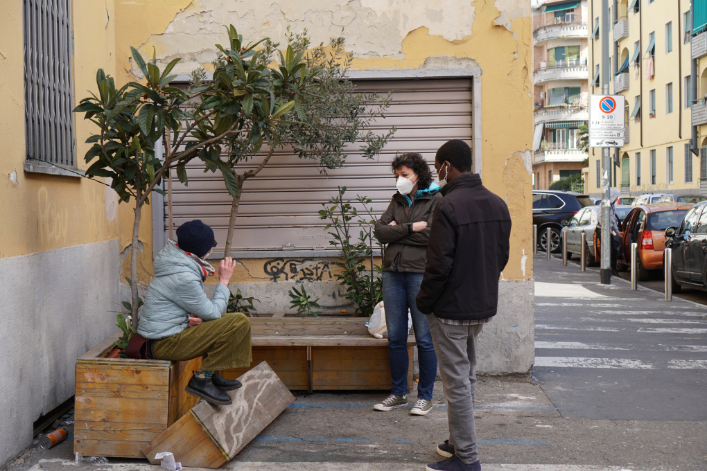 Danni collaterali – Nel quartiere arabo di Milano, dove il Coronavirus colpisce i più deboli: «La speranza è nel sorriso degli abitanti»