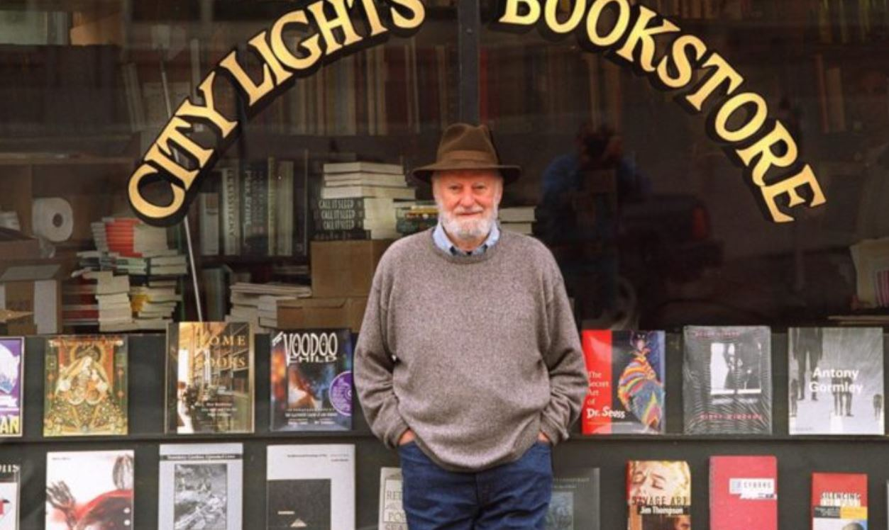 È morto il poeta Lawrence Ferlinghetti |  addio all'ultimo simbolo della Beat Generation